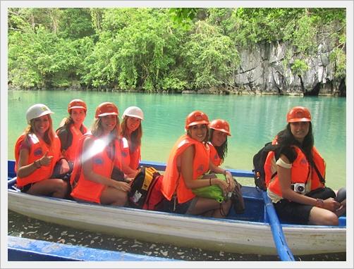 Cueva Sabang, Filipinas