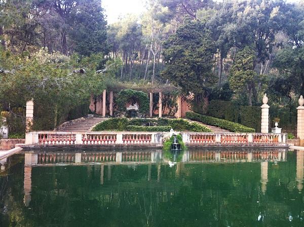 Parque del laberinto de Horta, Barcelona