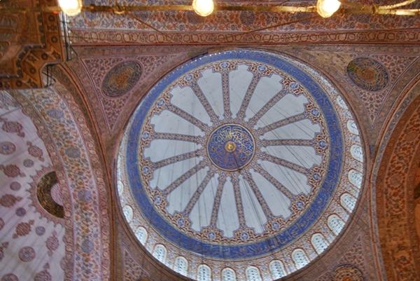 La mezquita Azul, Estambul