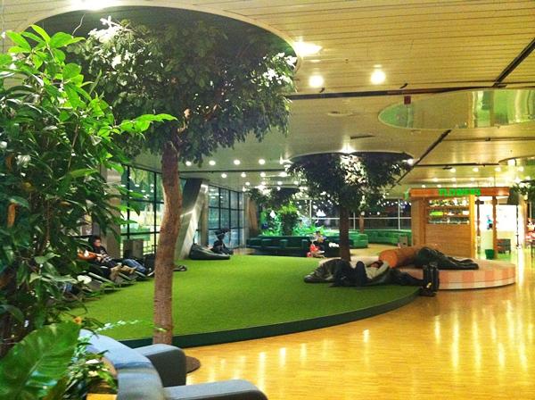 Aeropuerto de Schipol, Amsterdam