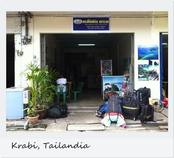 Submarinismo en Koh Lanta, Tailandia