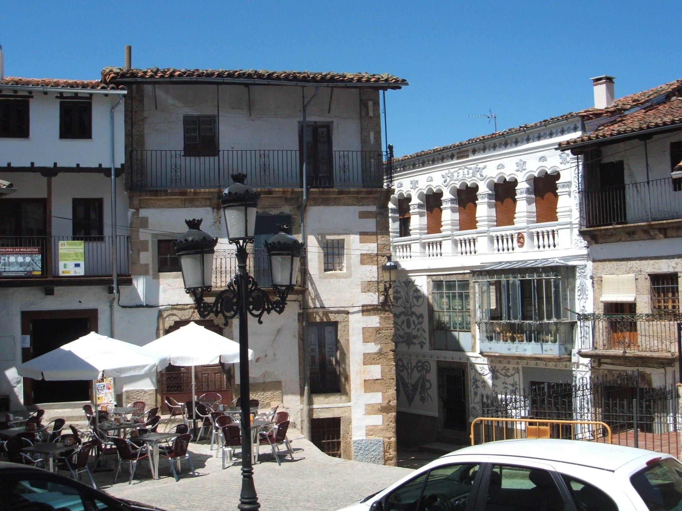 Plaza del Solano