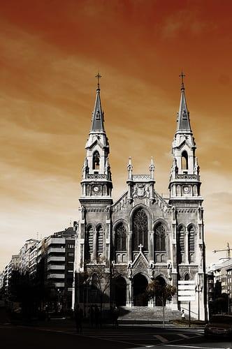 Iglesia de Sabugo, Avilés