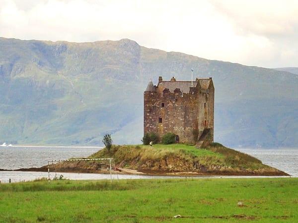Castillo, Escocia