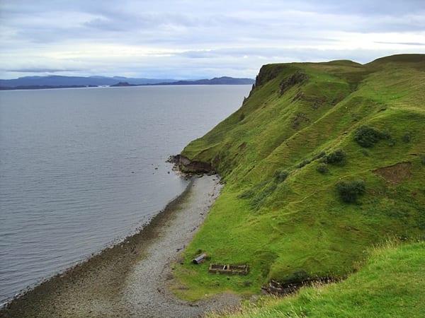 Isla de Sky, Escocia