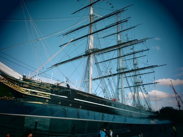 Cutty Sark, Greenwich, Londres