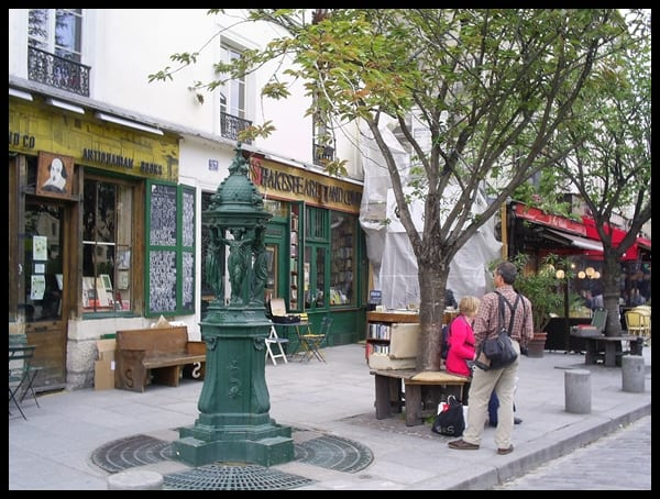Shakespeare & Co, París