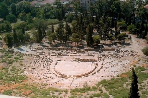 Teatro de Dionisio