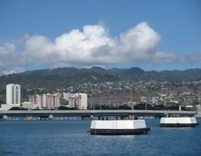 Bahía de Pearl Harbor, Hawaii