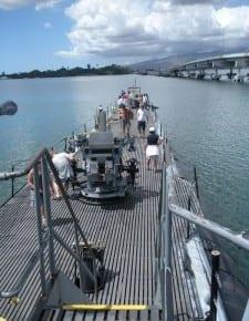 Submarino, Pearl Harbor, Hawaii