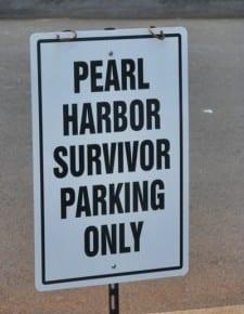 Parking Pearl Harbor