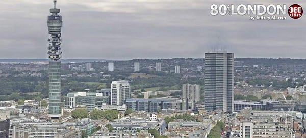 Ciudades en 360 grados