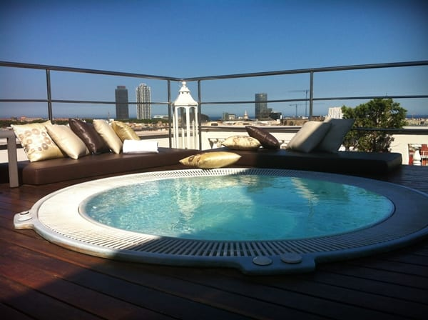 Hoteles con jacuzzi cerca de Barcelona