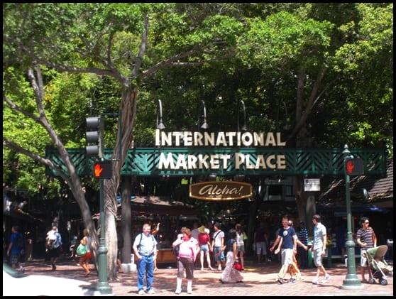 International Market Place, waikiki