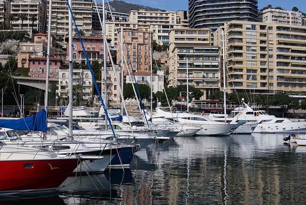 Puerto de la Condomine, Mónaco