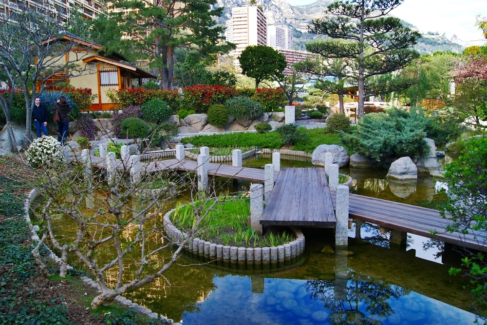 Jard n japon s monte carlo m naco meridiano 180 for Jardin japones piscina
