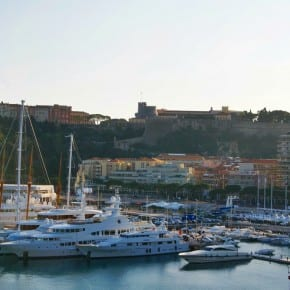 puerto de la Condamine, Mónaco