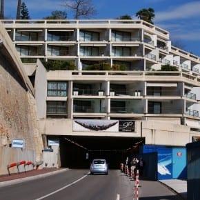 Túnel Grand Prix Mónaco