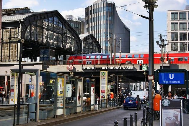 Cómo moverse por Berlín