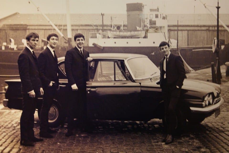 Ruta de los Beatles, Liverpool
