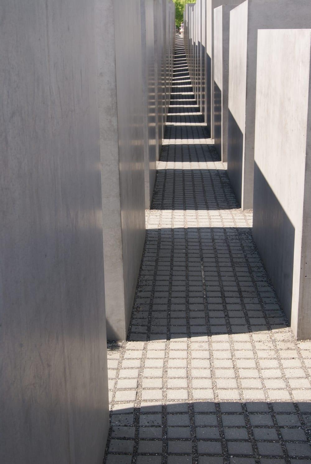 Memorial a las víctimas del Holocausto, Berlín