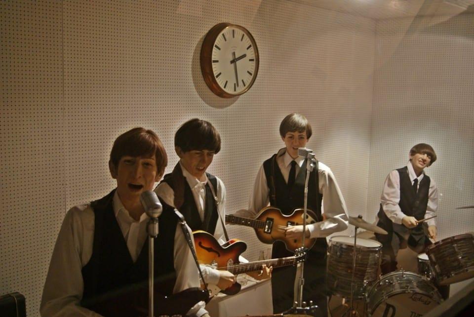 Museo de los Beatles en Liverpool