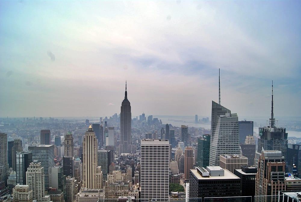 edificios más altos de Nueva York