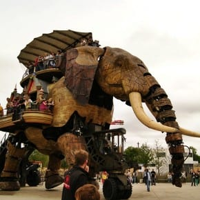Elephant de La Machine
