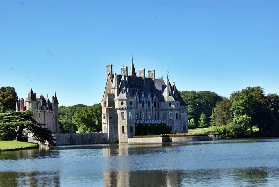 Castillo Bretaña Francesa