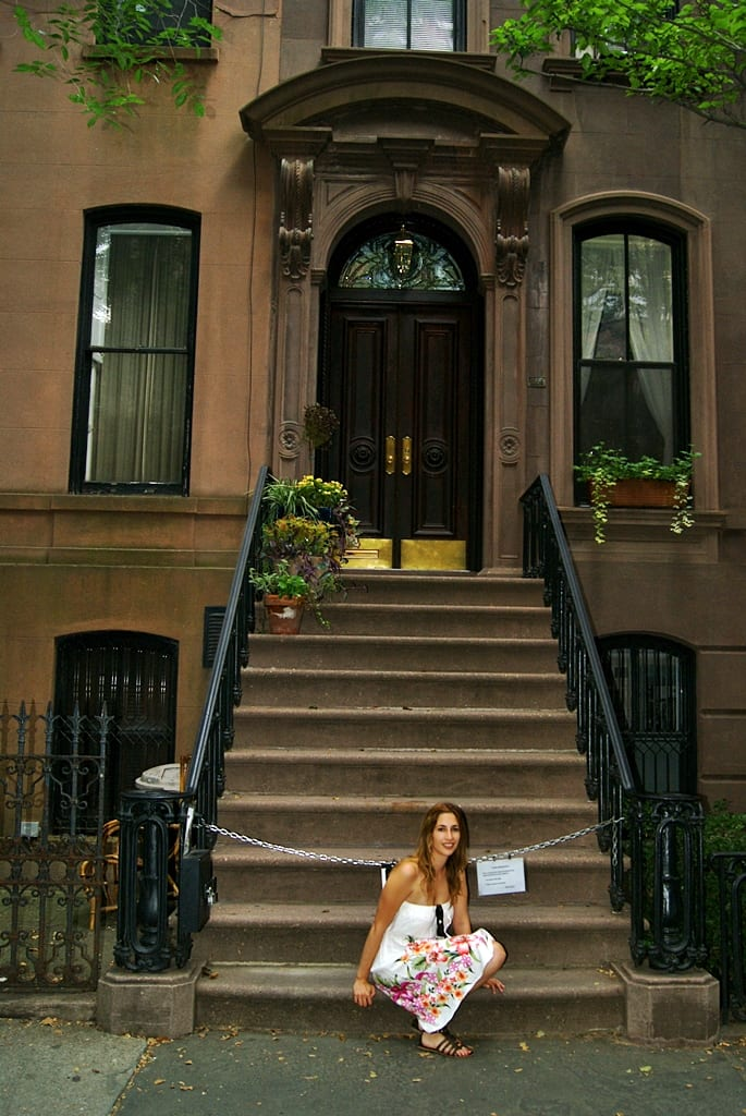 Greenwich village el barrio de sexo en nueva york for Piso carrie bradshaw