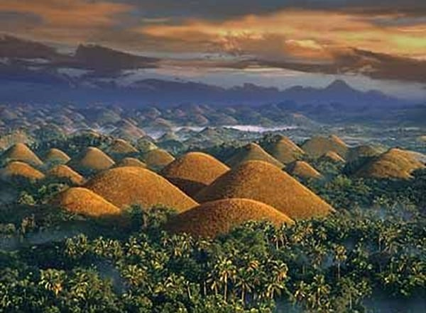 Chocolate Hills, Filipinas