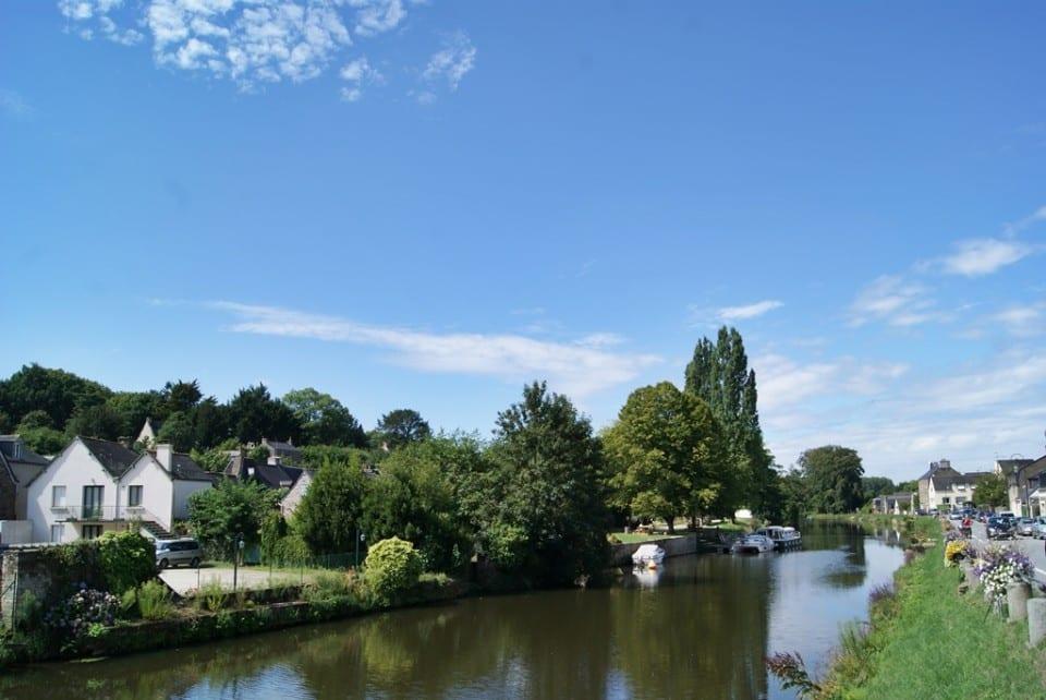 Josselin, ruta por la Bretaña francesa