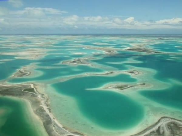 Kiribati, el primer país en recibir el año