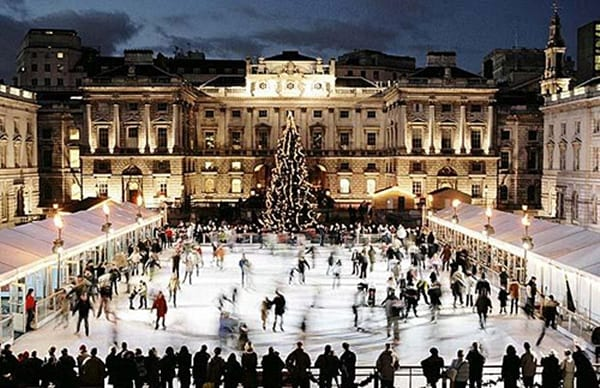 love actually Somerset House