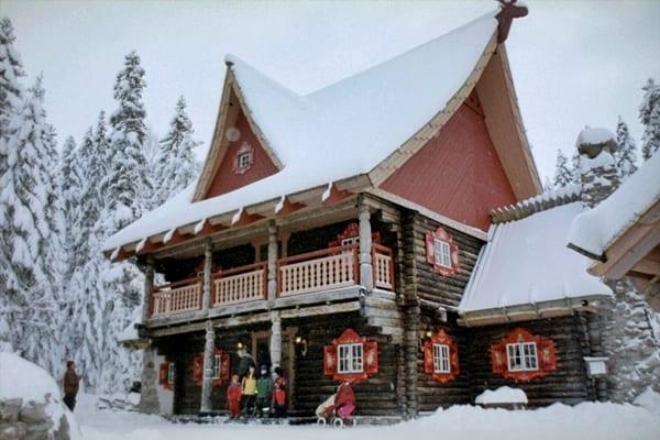 Santa World, en Suecia