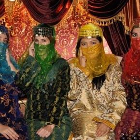 disfraces de turcas