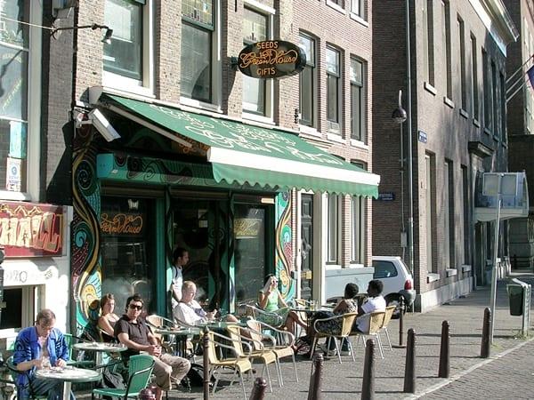 Green House, coffee shops de Amsterdam