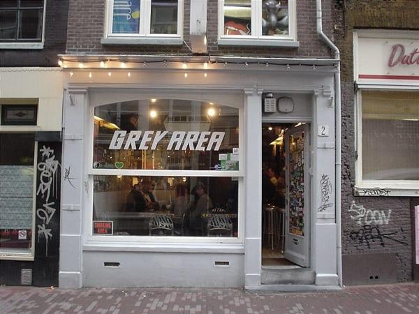 Grey Area, coffee shops de Amsterdam