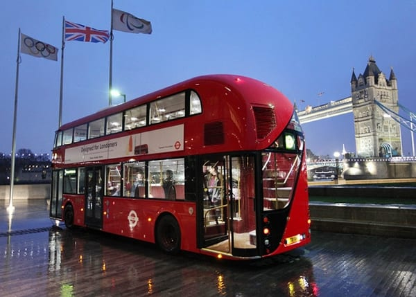 nuevo Routemaster, Londres