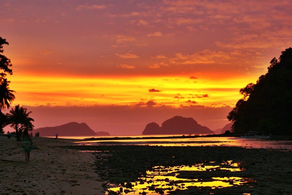 Se va escondiendo el sol Sunset4