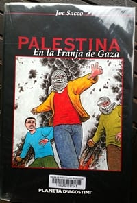 Palestina, en la Franja de Gaza