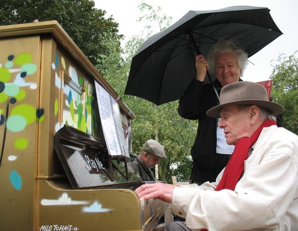 pianos Londres