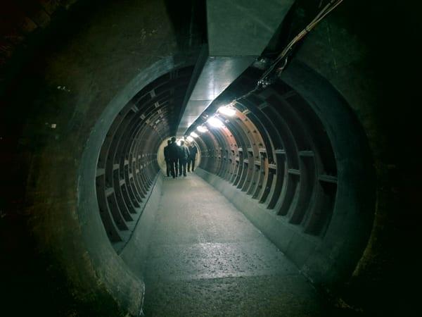 Túnel de Greenwich