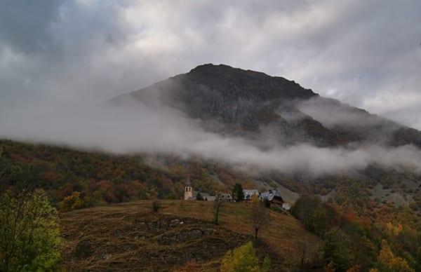 Ruta por el Pirineo catalán en caravana