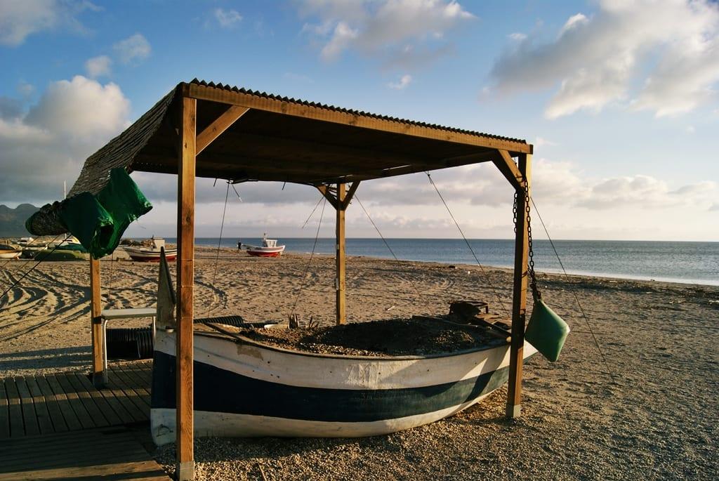 Chiribus, Cabo de Gata