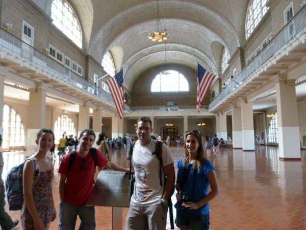 Museo de la inmigración, Nueva York