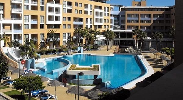 Hotel Neptuno Roquetas de Mar