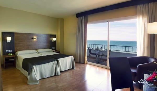 Hotel Rincon Sol, Málaga