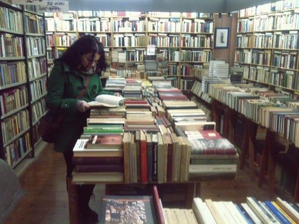 Librería Cervantes Canuda