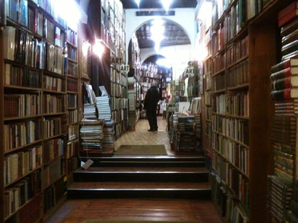 Canuda la librer a de la sombra del viento meridiano 180 - Libreria hispanoamericana barcelona ...
